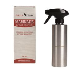 Marinade Spray Bottle SS- Grill Team / 12 oz