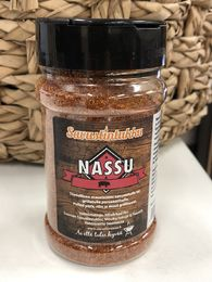 Nassu, the ultimate best bbq pork rub in Finland