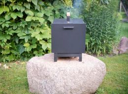 Abas Portatable smokehouse 45l