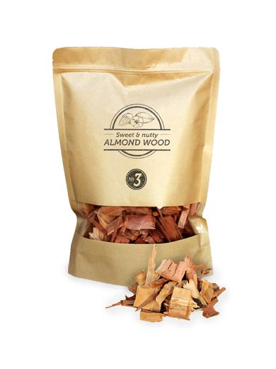 SOW Almond chips no3, 1,7 l