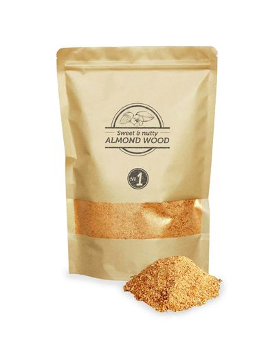 SOW Almond  Smoking Dust Nº1
