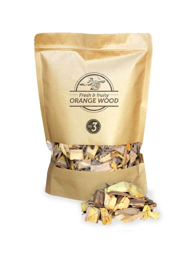 Copy of SOW Almond chips no3, 1,7 l