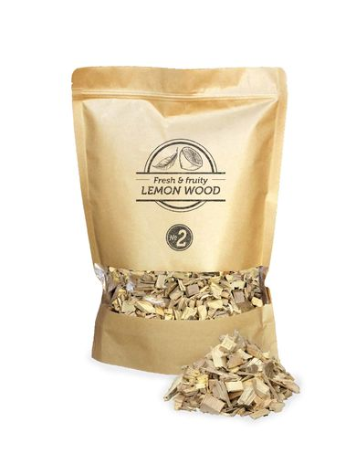 SOW Lemon chips no2, 1,7l