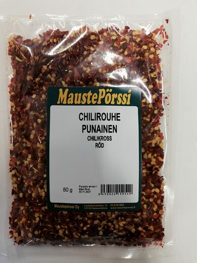 Red Chili Flakes 80 g