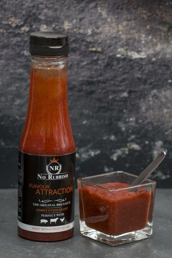 No Rubbish Flavour Attraction sauce 350ml