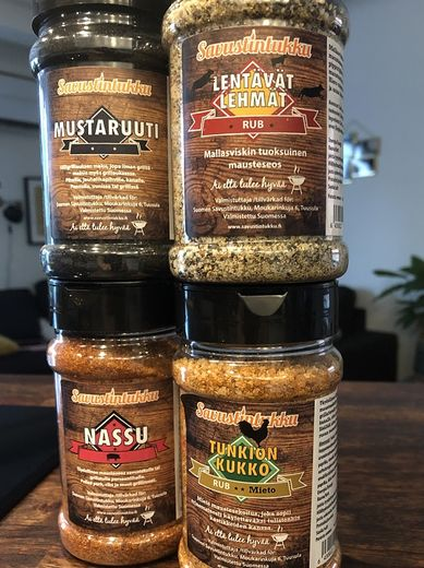 Our own competioin blend rubs