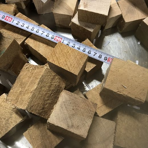 Pro Q Wood Chunks Apple Wood 4kg bulk