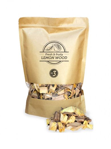SOW Lemon chips no3, 1,7 l