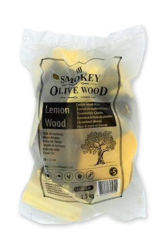 SOW Orange Wood Chunks Nº5, 1,5kg