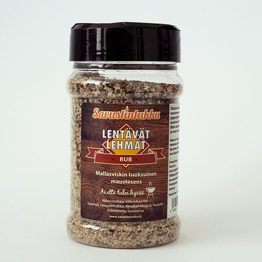 Our own competioin blend brisket rub, best in  Finland