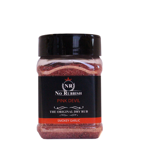No Rubbish Pink Devil rub (200gr)