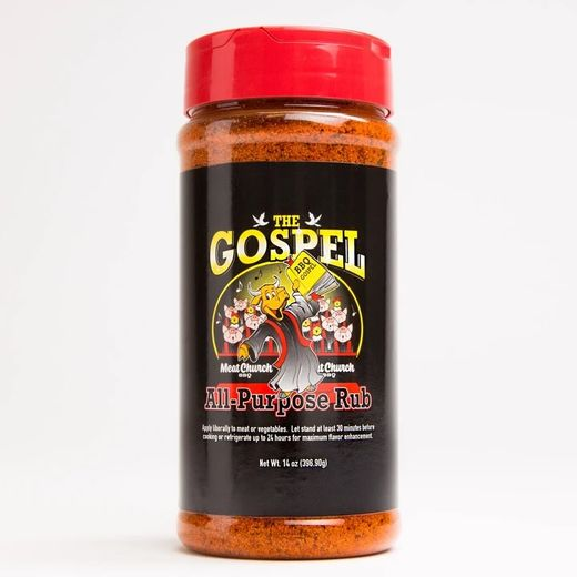Meat Church The Gospel Rub