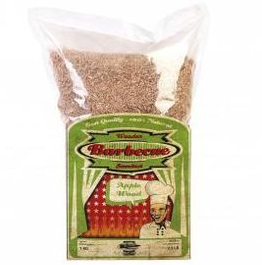 Wood dust, fine cut, applewood1 kg
