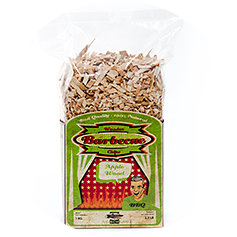 BBQ wood chips Apple -  8-20 mm 1 kg