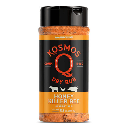 Kosmo's Q Honey Killer Bee Rub 13,2 oz  (374g)