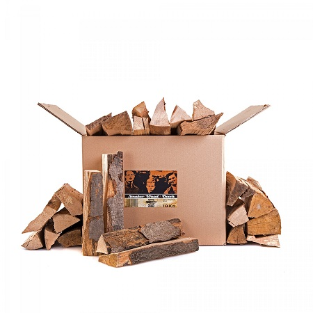 Smoker Wood - Oak Wood 10kg